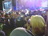 Penampilan Virgoun Pukau Para Penonton di Lampung Fair