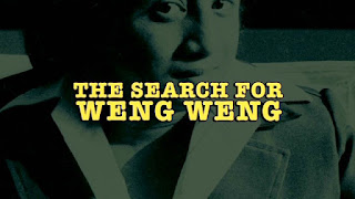 The Search for Weng Weng title