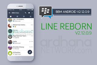 BBM Mod LINE Update Terbaru 2016