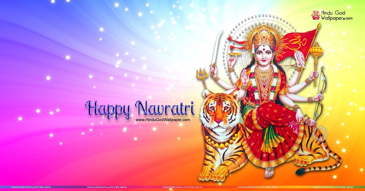 50+ Navratri Special Wallpapers & Wishes Images Free Download