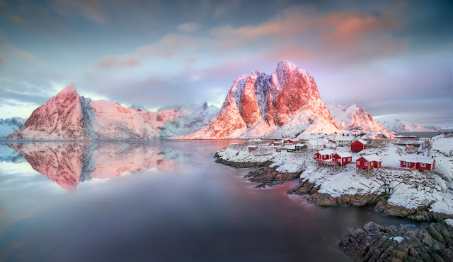 Svalbard Midnight Sun, Norway