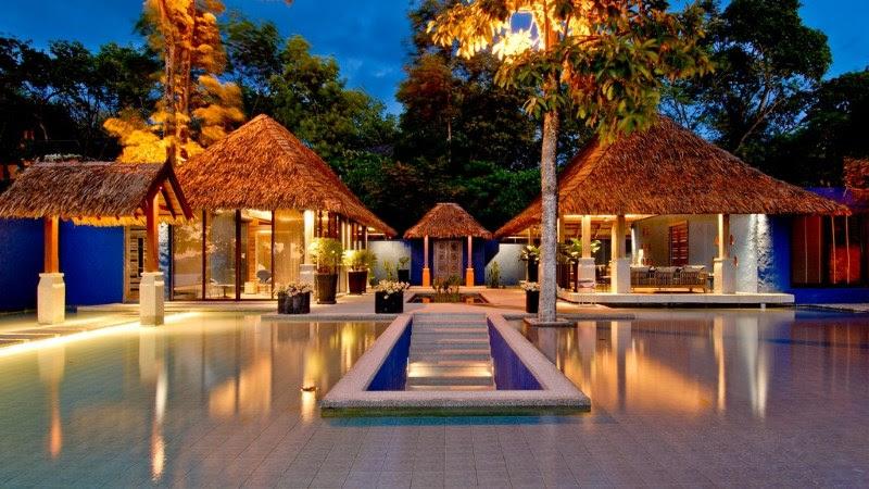 Sri Panwa. Luxury Pool Villas