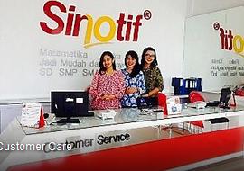 Lowongan kerja PT Sinotif Indonesia Jakarta barat