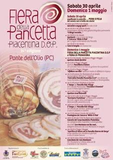 Fiera della Pancetta Piacentina D.O.P 2016