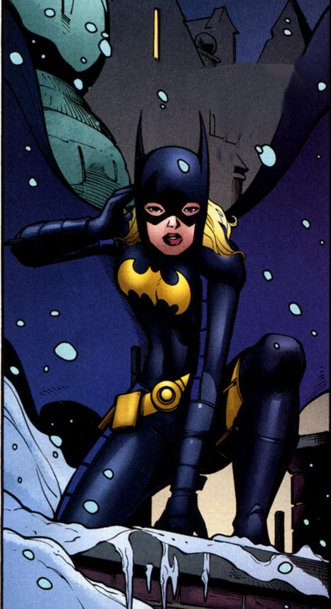Anime Feet Batgirl Stephanie Brown