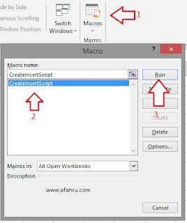 sample run - afahru.com