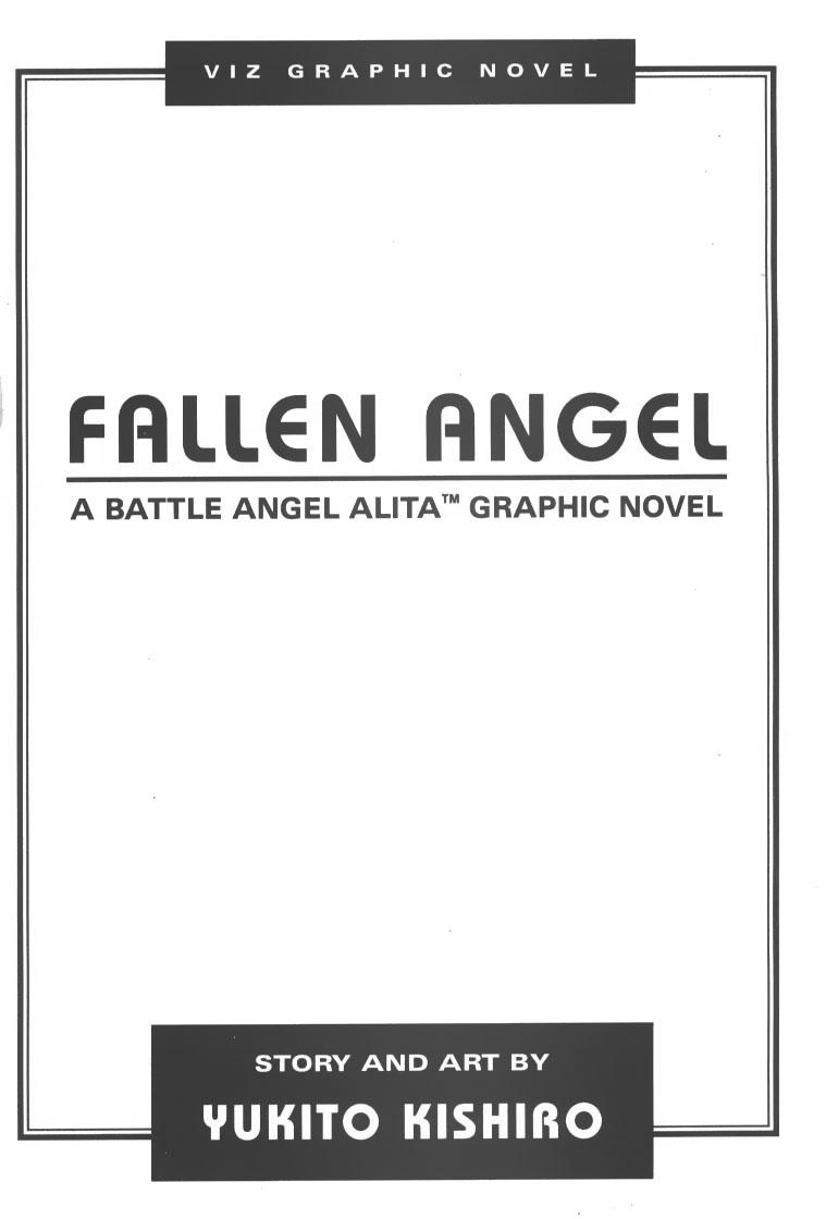 Battle Angel Alita chapter 48 trang 2