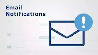 Add email notifications option to your blog. And increase the visitor's  on your blog.