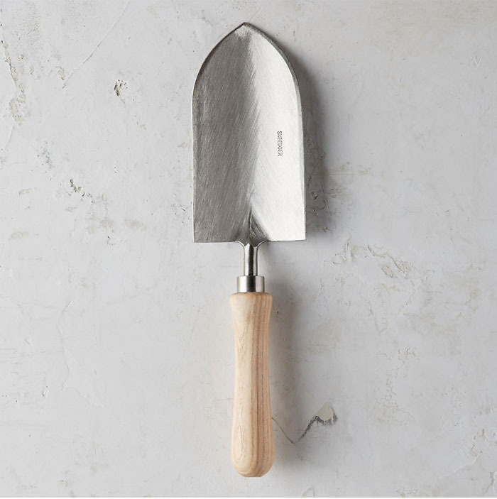 Trowel from Terrain - One of five essential garden tools