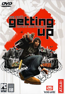 Marc Ecko's Getting Up Contents Under Pressure Free Download