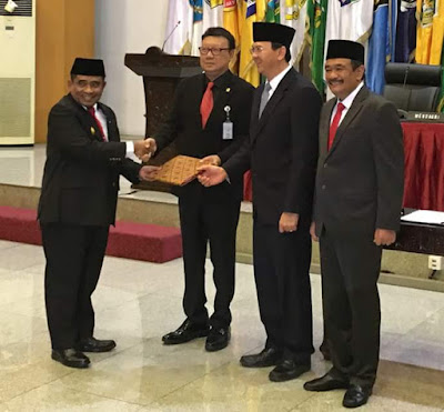 Punu Molantud -Tonaas Umbanua Nahkodai Ibukota Negara Indonesia
