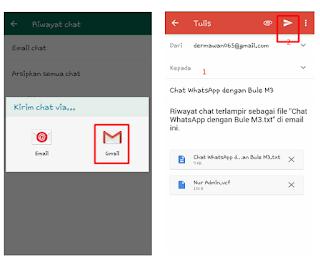 Cara menyadap whatsapp di android orang lain via email √  Cara Baru Menyadap Whatsapp / WA dengan Menggunakan Email