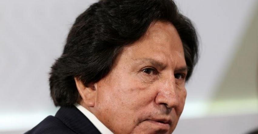Expresidente Alejandro Toledo niega haber recibido sobornos de Odebrecht