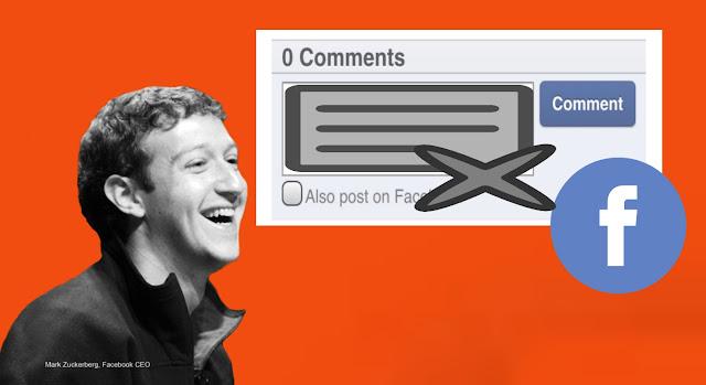 فيسبوك يحظر التعليقات الغير مرغوب فيها قبل كتابتها