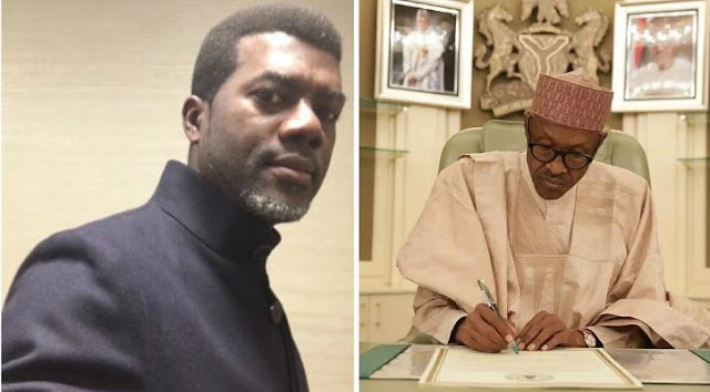 Reno Omokri vs PMB: Buhari and his Administration, using us -Reno