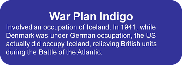 Plan for occupation of Iceland