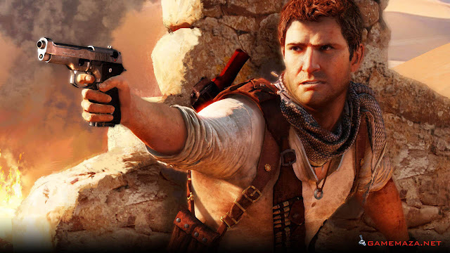 Uncharted 3 Drake's Deception Gameplay Screenshot 3