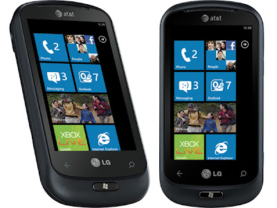 best windows phone 7 apps for LG Quantum