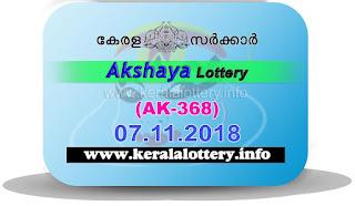 KeralaLottery.info, akshaya today result: 7-11-2018 Akshaya lottery ak-368, kerala lottery result 7-11-2018, akshaya lottery results, kerala lottery result today akshaya, akshaya lottery result, kerala lottery result akshaya today, kerala lottery akshaya today result, akshaya kerala lottery result, akshaya lottery ak.368 results 07-11-2018, akshaya lottery ak 368, live akshaya lottery ak-368, akshaya lottery, kerala lottery today result akshaya, akshaya lottery (ak-368) 7/11/2018, today akshaya lottery result, akshaya lottery today result, akshaya lottery results today, today kerala lottery result akshaya, kerala lottery results today akshaya 7 11 18, akshaya lottery today, today lottery result akshaya 7-11-18, akshaya lottery result today 07.11.2018, kerala lottery result live, kerala lottery bumper result, kerala lottery result yesterday, kerala lottery result today, kerala online lottery results, kerala lottery draw, kerala lottery results, kerala state lottery today, kerala lottare, kerala lottery result, lottery today, kerala lottery today draw result, kerala lottery online purchase, kerala lottery, kl result,  yesterday lottery results, lotteries results, keralalotteries, kerala lottery, keralalotteryresult, kerala lottery result, kerala lottery result live, kerala lottery today, kerala lottery result today, kerala lottery results today, today kerala lottery result, kerala lottery ticket pictures, kerala samsthana bhagyakuri