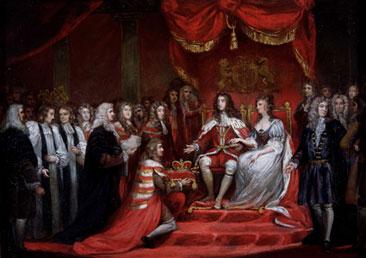 Revolução Gloriosa na Inglaterra (1688)