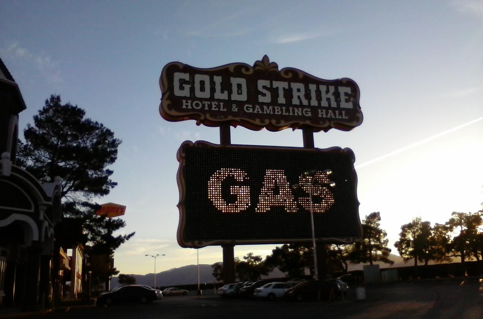 Gold strike casino coupons