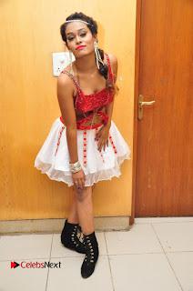 Telugu Dancer Nisha  Pictures at Babu Bangaram Audio Launch  0145.JPG