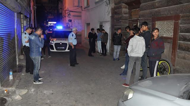 انفجار منزل عائلة سورية في أزمير