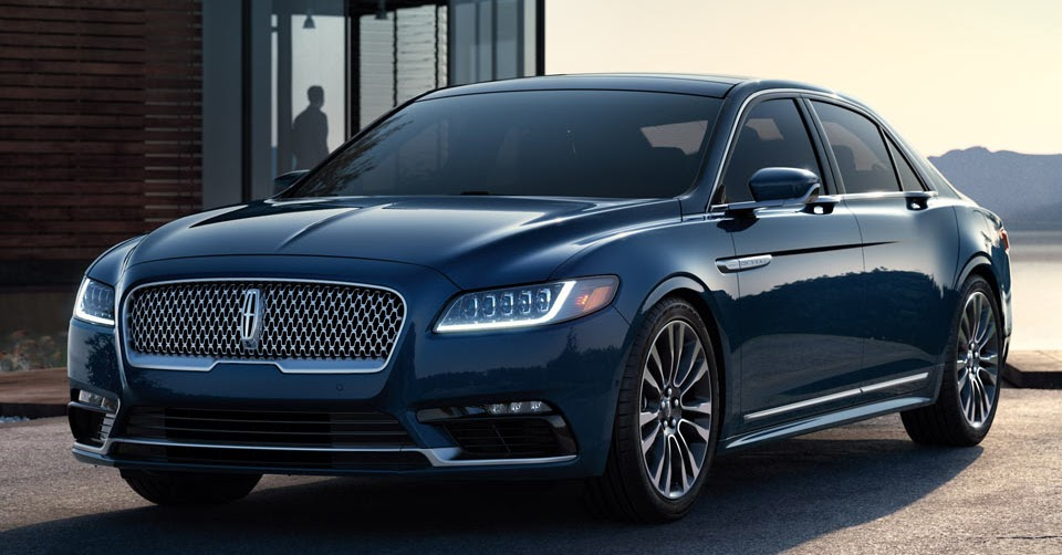 The Latest Lincoln Continental Black Label Edition Is A