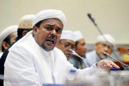 Habib Rizieq: Dukungan Ijtima Ulama kepada Prabowo-Sandi Tidak Main-main