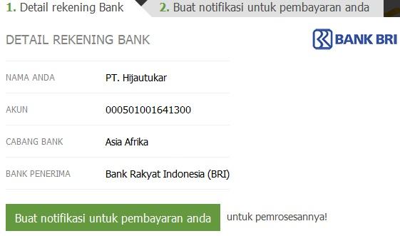 Nomor Rekening Bankbcabnibrinispmandiri Fbs Untuk