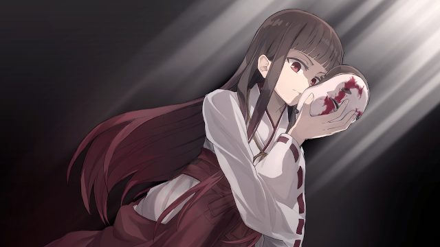 Winter's empty mask Visual Novel for PC and Android 07