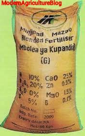 Mahitaji ya Udongo na Mbolea katika kilimo cha Mahindi 3