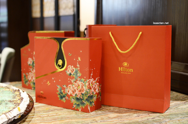 Premium Boxes Themed Oriental Delights