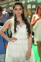 Meghana Gaur in a Deep Neck Sleeveless White Gown at IIFA Utsavam Awards 006.JPG