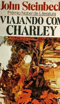 john steinbeck, viajando com charley, premio nobel de literatura,