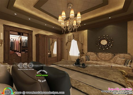 Classical interior designs by 3dx visuals