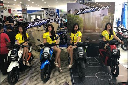 Yamaha Luncurkan All New X-Ride 125 Berkonsep Adventure Dengan Teknologi Blue Core Teranyar