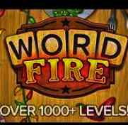 Word fire – free word games