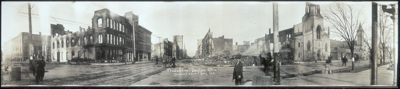 'Our National Calamity': The Great Easter 1913 Flood: Like ...