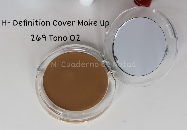 H-Definition Cover Makeup