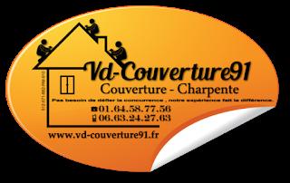 vd-couverture91 entreprise de toiture