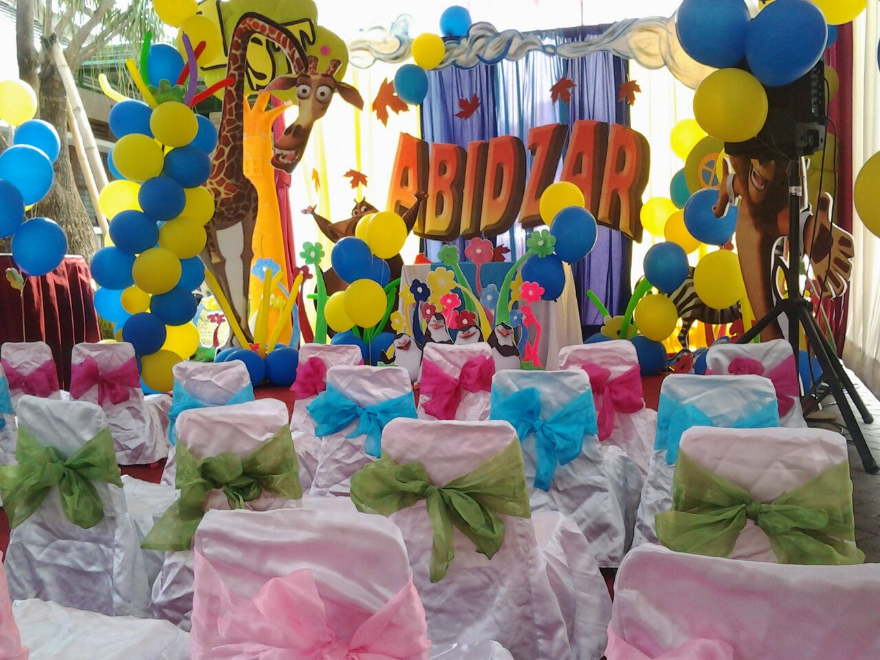 Jasa Dekorasi Ulang Tahun Di Malang