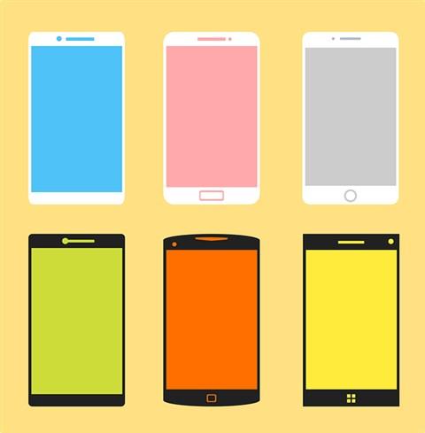 telepon, telepon pintar, tablet