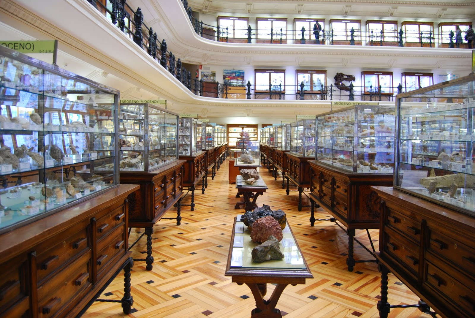 Museo Geominero de Madrid, una visita imprescindible en la ciudad