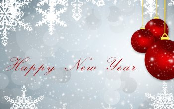 Wallpaper: Happy New Year