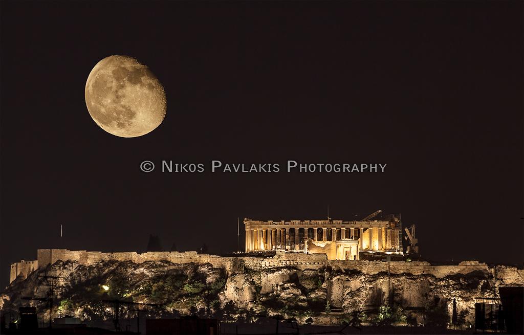 nikos pavlakis photography: Full Moon has passed
