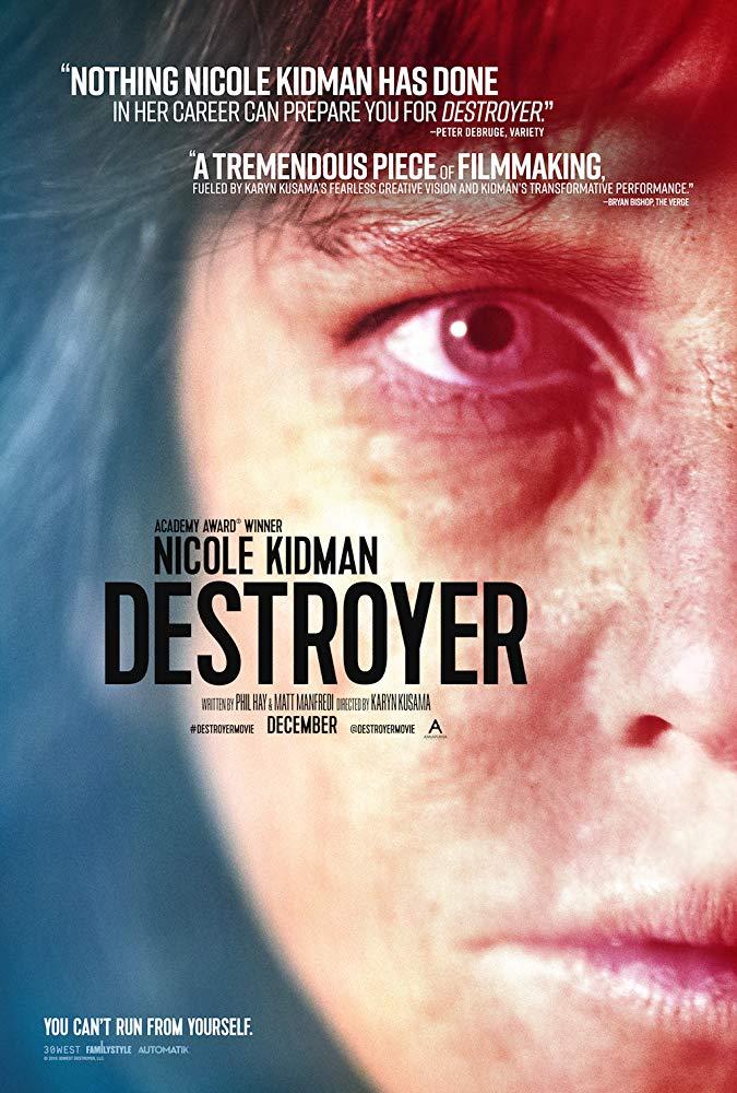 Download Destroyer (2018) DVDscr Subtitle Indonesia