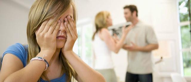 الأزمات النفسية الناجمة عن الطلاق