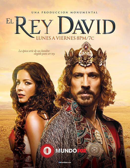 telenovela El Rey David