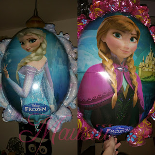 Frozen-Ballon